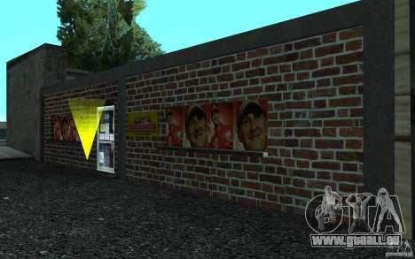 Eine neue Fahrschule in San Fierro für GTA San Andreas
