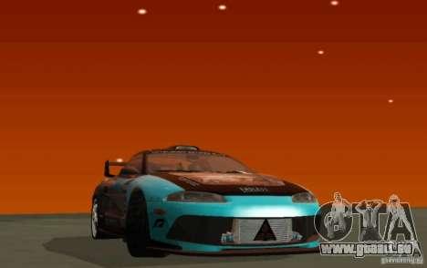 Mitsubishi Eclipse Elite für GTA San Andreas linke Ansicht