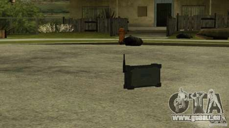 Flash-CoD-MW2 für GTA San Andreas dritten Screenshot