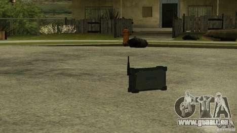 Flash-CoD-MW2 für GTA San Andreas dritten Screenshot