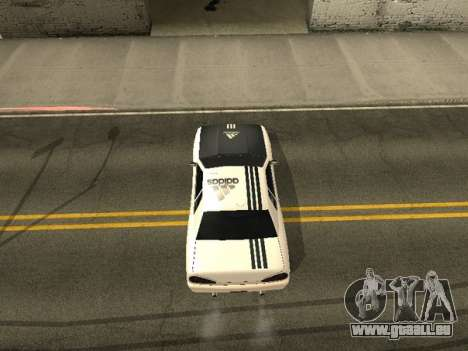 Vinyle pour Elegy pour GTA San Andreas quatrième écran