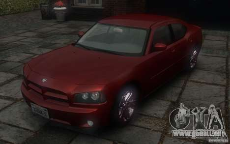 Dodge Charger RT Hemi 2008 pour GTA 4