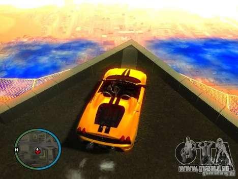 Ferrari F430 Scuderia M16 2008 für GTA San Andreas Motor