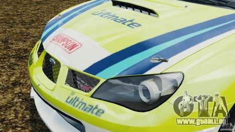 Subaru Impreza WRX STI N12 für GTA 4 Seitenansicht