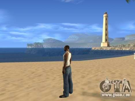 Deaktivieren der Auswirkungen von Hitze für GTA San Andreas zweiten Screenshot