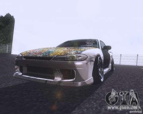 Nissan Silvia S15 Street für GTA San Andreas