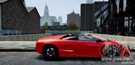 ENB Rage of Reality v 4.0 pour GTA 4 huitième écran