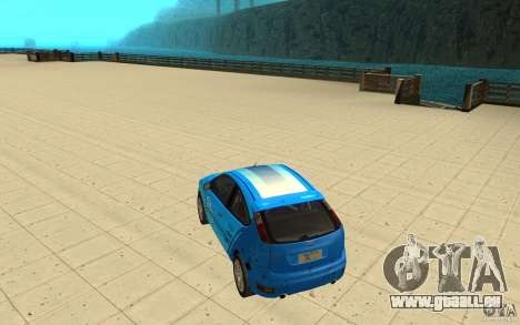 Ford Focus-Grip für GTA San Andreas Seitenansicht