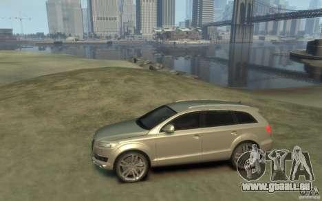 Audi Q7 für GTA 4 linke Ansicht