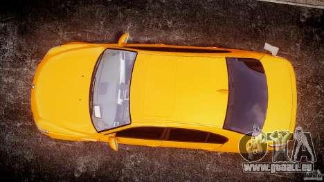 BMW M5 E60 pour GTA 4 est un droit