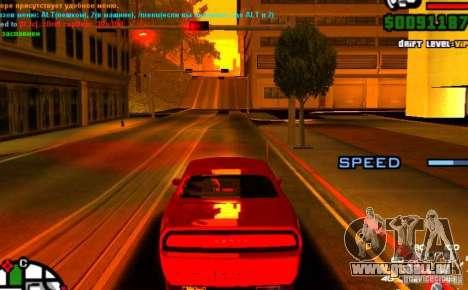Autopilot für PKW für GTA San Andreas dritten Screenshot