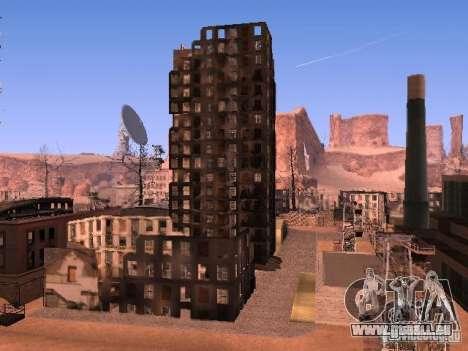 Tchernobyl MOD v1 pour GTA San Andreas