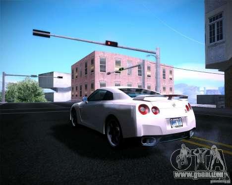 ENBseries by slavheg v2 für GTA San Andreas zweiten Screenshot