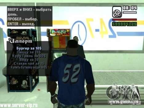 Cleo 24/7 shop für GTA San Andreas