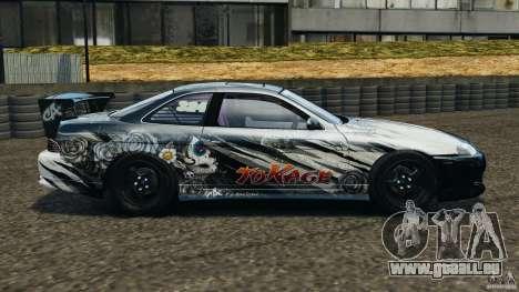 Toyota Soarer Drift für GTA 4 linke Ansicht
