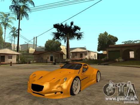 Gillet Vertigo für GTA San Andreas