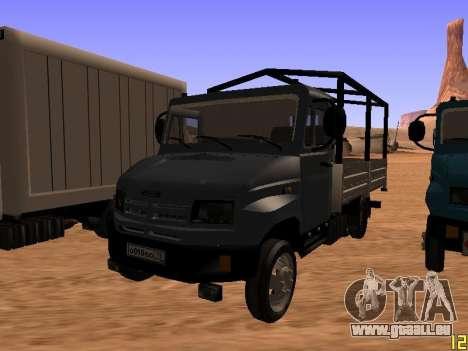 ZIL 5301 Goby pour GTA San Andreas vue de droite