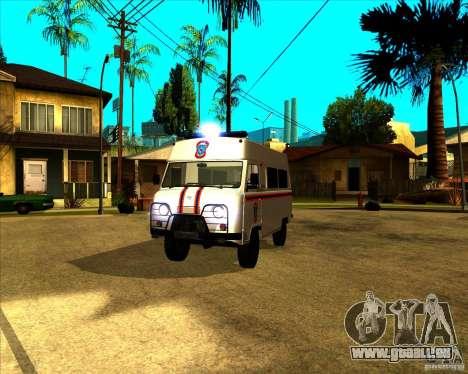 UAZ 3962 MOE pour GTA San Andreas