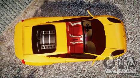 Lamborghini Cala pour GTA 4 est un droit