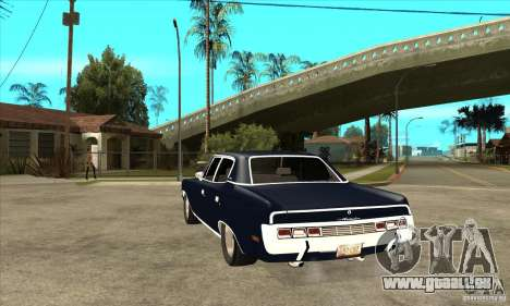 AMC Rambler Matador 1971 für GTA San Andreas zurück linke Ansicht