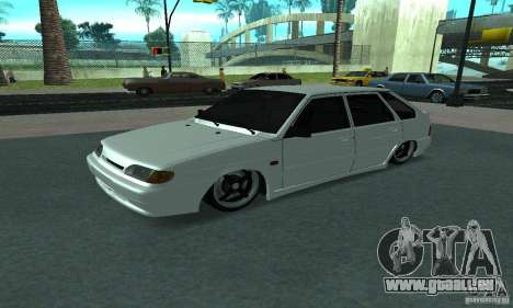 ВАЗ 2114 Lenso pour GTA San Andreas