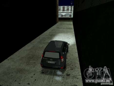 LibertySun Graphics For LowPC pour GTA San Andreas neuvième écran