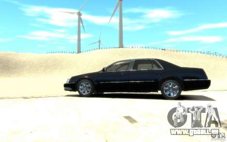 Cadillac DTS v 2.0 für GTA 4 linke Ansicht