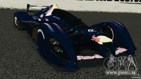Red Bull X2010 pour GTA 4