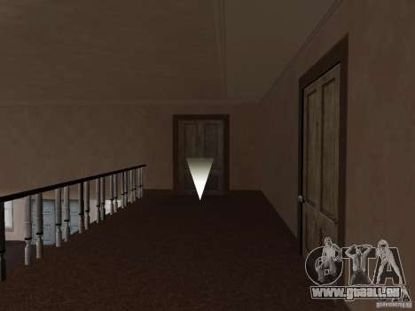 Geheime Wohnung für GTA San Andreas her Screenshot