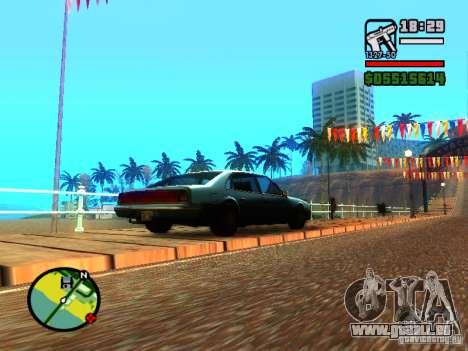 ENBSeries v2 pour GTA San Andreas septième écran