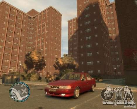 Daewoo Nexia DOHC pour GTA 4