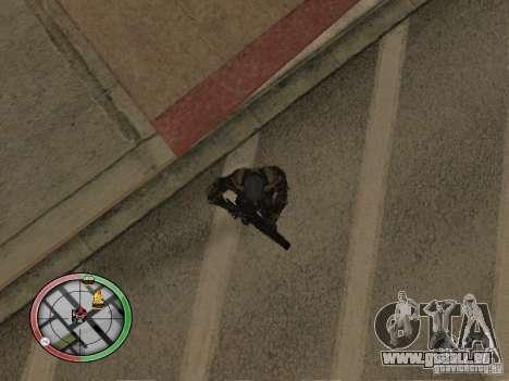 Alien Waffen von Crysis 2 für GTA San Andreas sechsten Screenshot