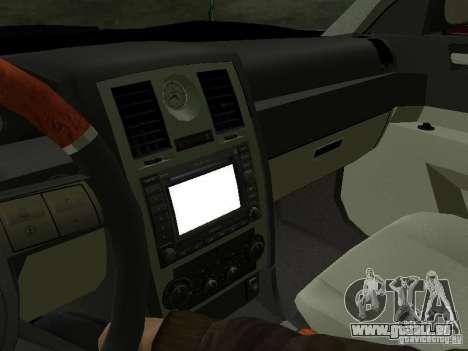 Chrysler 300C HEMI 5.7 2009 für GTA San Andreas Seitenansicht