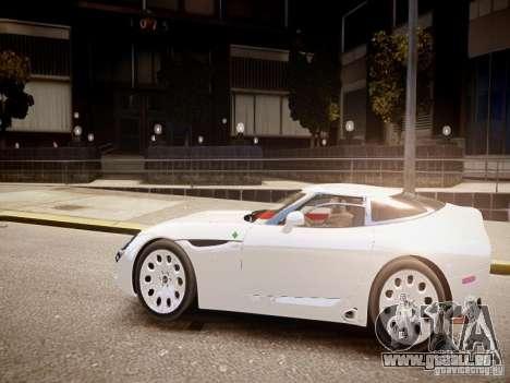 Alfa Romeo TZ3 Stradale Zagato für GTA 4 linke Ansicht