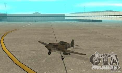 P-35 pour GTA San Andreas laissé vue