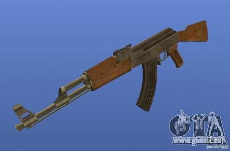 Weapon Textures für GTA 4 weiter Screenshot