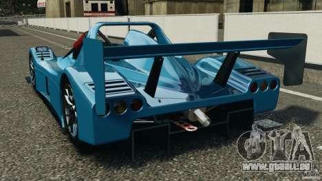 Radical SR3 pour GTA 4 Vue arrière de la gauche