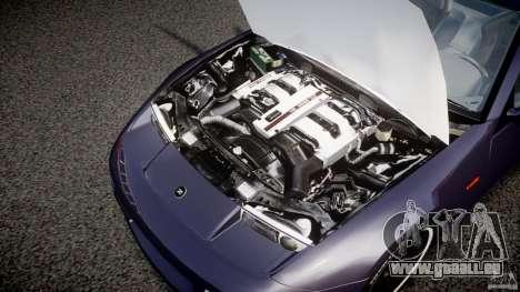 Nissan 300zx Fairlady Z32 pour GTA 4 est une vue de l'intérieur