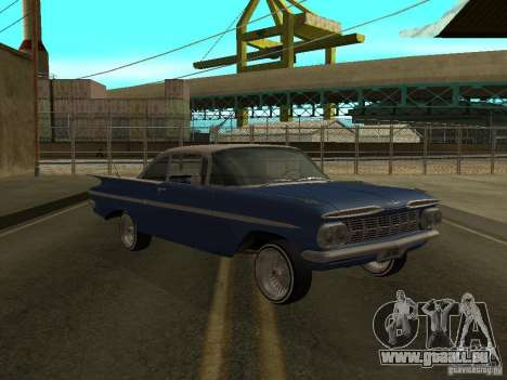 Chevrolet Impala pour GTA San Andreas
