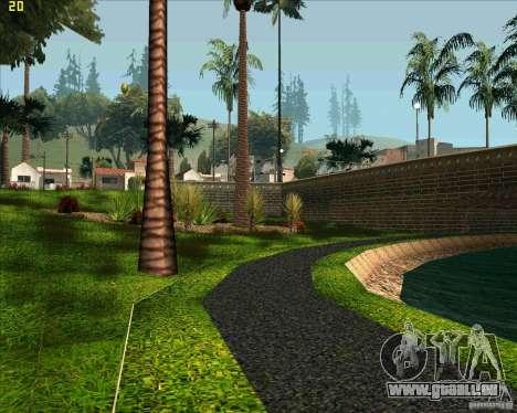 Der neue Park in Los Santos für GTA San Andreas dritten Screenshot