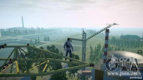 Kriminelle Russland RAGE V 1.3.1 für GTA 4 fünften Screenshot