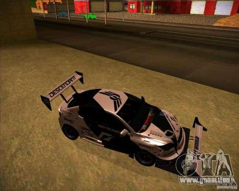 Scion tC für GTA San Andreas rechten Ansicht