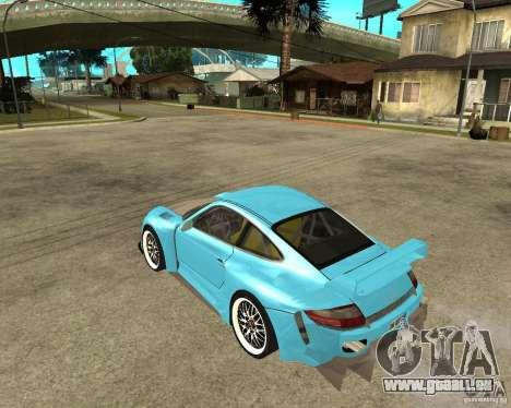Porsche 911 Turbo Grip Tuning für GTA San Andreas linke Ansicht