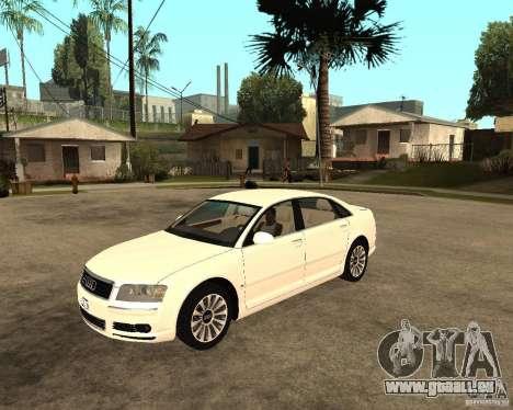 Audi A8 2003 für GTA San Andreas