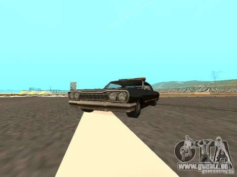 Police Savanna pour GTA San Andreas