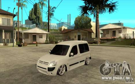 Citroen Berlingo 2007 pour GTA San Andreas