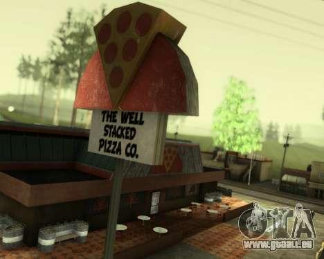 SA_NVIDIA v1. 0 für GTA San Andreas her Screenshot