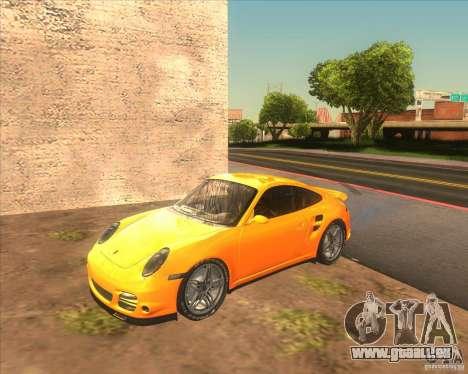 Porsche 911 Turbo (997) 2007 pour GTA San Andreas