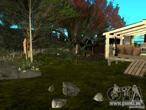 New Grove Street TADO edition pour GTA San Andreas onzième écran