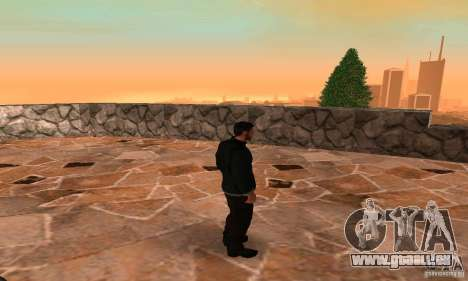 SAM FISHER für GTA San Andreas sechsten Screenshot